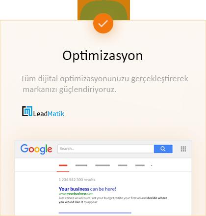 leadmatik optimizasyon